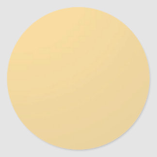 ROUND  - EDIT Color Shade  Text Image or buy BLANK Classic Round Sticker