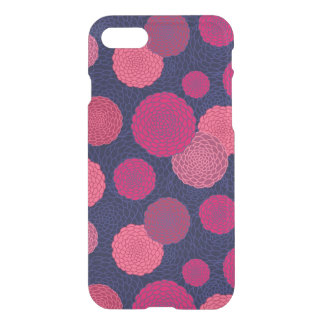 Round flowers pattern iPhone 7 case