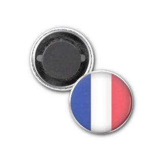 Round France Magnet