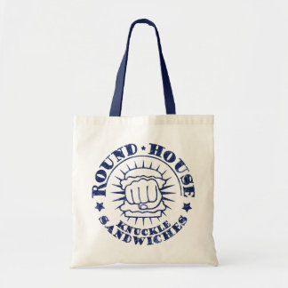 Round House Sandwiches Tote Bag