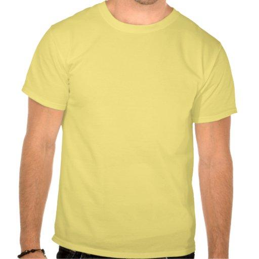 Round is a Shape Tee Shirt