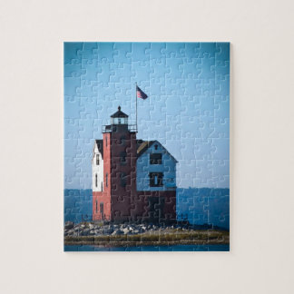 Round Island Lighthouse Puzzles