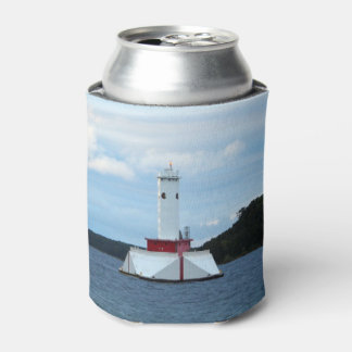Round Island Passage Light Can Cooler