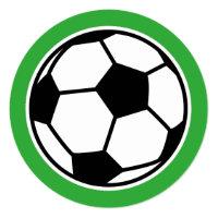 Soccer Birthday Invitations Announcements Zazzle