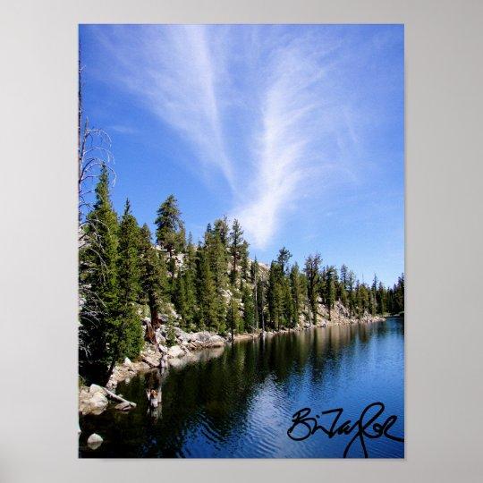 Round Lake, CA Poster