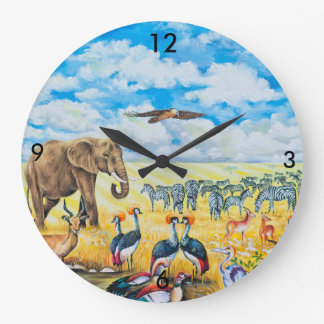 Round (Large) Wall Clock