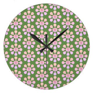 Round (Large) Wall nature Clock