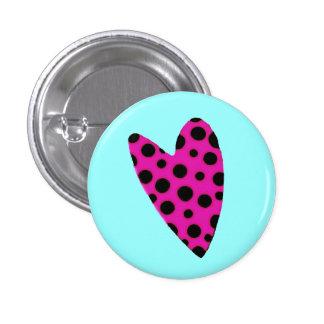 Round Love ~ Button