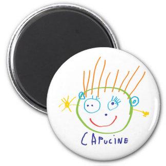Round magnet 3