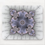 Round Mandelbrot - Fractal Mousepad