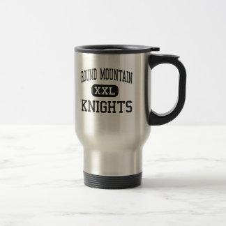 Round Mountain - Knights - High - Round Mountain 15 Oz Stainless Steel Travel Mug