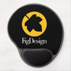 Round Mouse Pad With Gel Wrist Rest at Zazzle