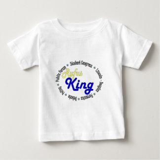 Round Oval Rufus King Debate/Congress/Speech T Shirts