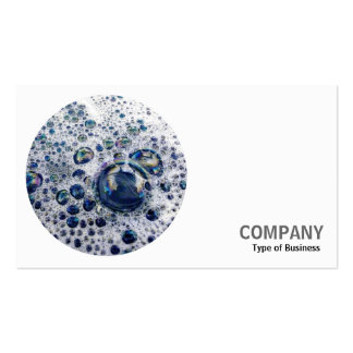 Round Photo - Soap Suds Business Card