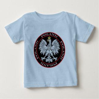 Round Polish Eagle Baby T-Shirt