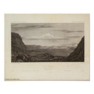 Round Prairie From Head of the Same Print