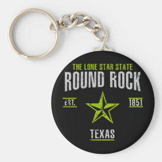Round Rock Keychain