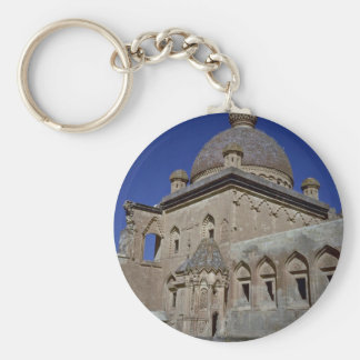 Round Roofs And Doors Key Chains