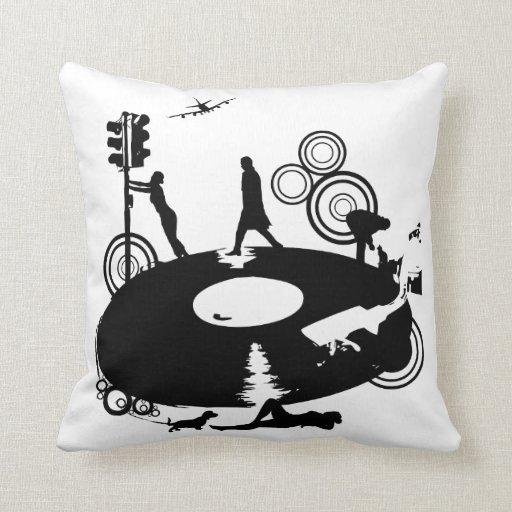 Round & Round Pillow