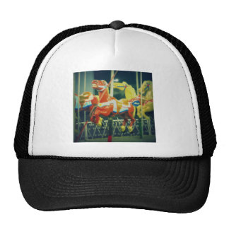 Round & Round We Go Trucker Hat