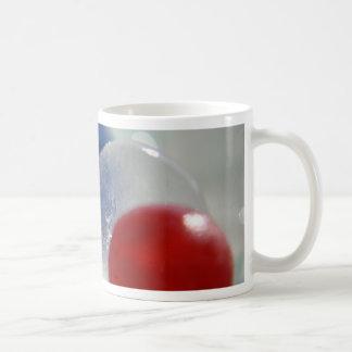 Round Sea Glass Mugs