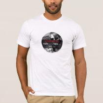 Round Shape Custom Personal Creations T-Shirt