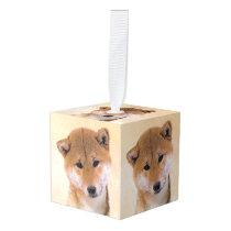 round-small cube ornament