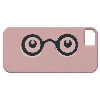Round Specs iPhone 5 Case