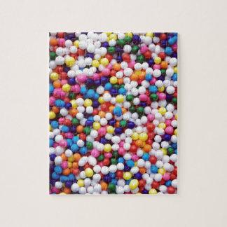 Round Sprinkles Puzzle
