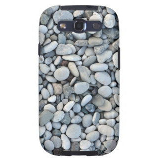 round stone texture rock minerals nature gravel galaxy s3 cases