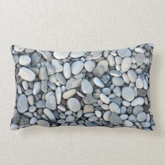 round stone texture rock minerals nature gravel throw pillows