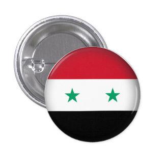 Round Syria Pinback Button