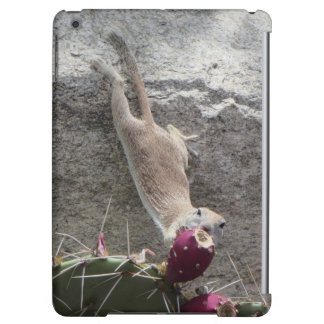 Round-tailed Ground Squirrel Stretching iPad Air Cases