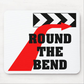 Round The Bend Mousepad