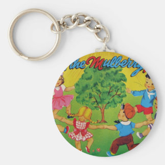 Round the Mulberry Bush Key Chains