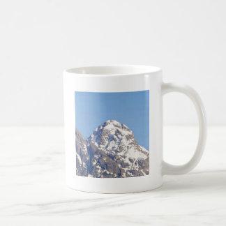 round top peak coffee mug