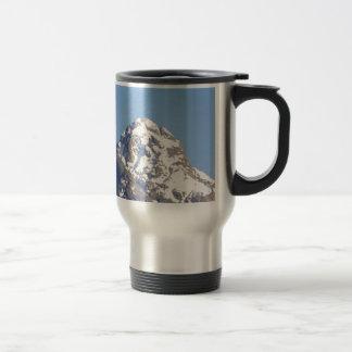 round top peak travel mug