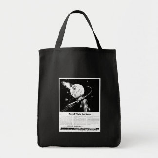 Round Trip To The Moon Bag