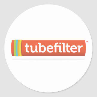 Round Tubefilter Sticker