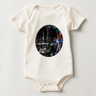Roundabout Baby Bodysuit