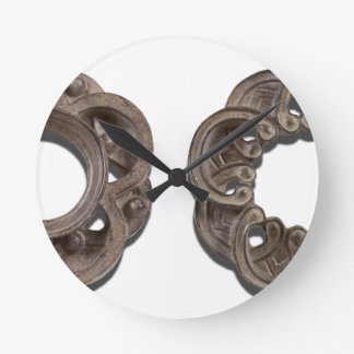RoundArchitecturalRosettes122312 copy.png Round Wallclock