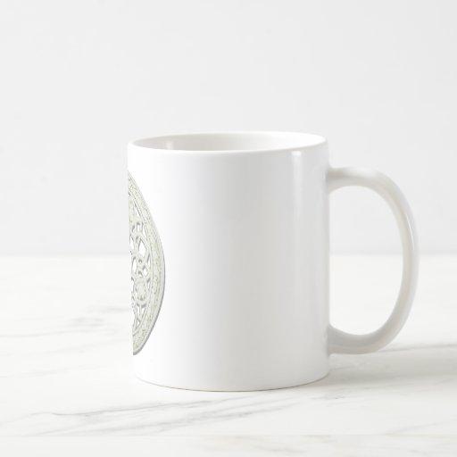 RoundDecorativeTile112810 Coffee Mug