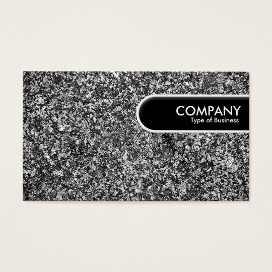 Rounded Edge Tag - Granite