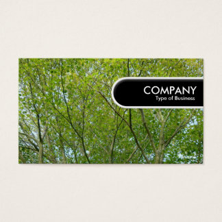 Rounded Edge Tag - Japanese Maple