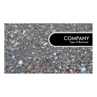 Rounded Edge Tag - Pebble Beach Business Cards