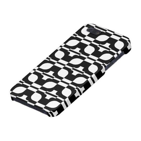 Rounded Rectangles, iPhone 5 case