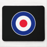 Roundel Classic Target Graphic Mouse Pad