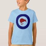 Roundel de Rnzaf, Nueva Zelanda Camisas