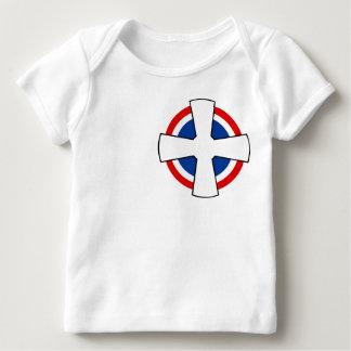 Roundel del remiendo yugoslavo real de la fuerza playera de bebé
