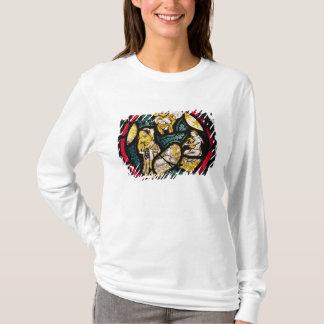 Roundel depicting the Annunciation to Shepherds T-Shirt